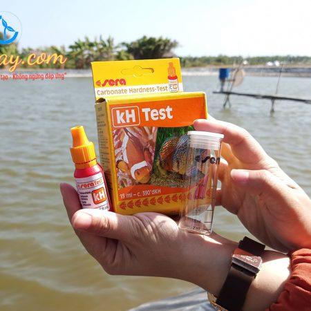 Kit kiểm tra độ kiềm (kH) nước ao nuôi
