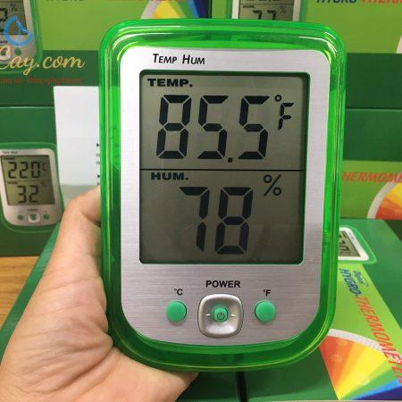 máy đo nhiệt độ độ ẩm điện tử DH-10